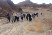 62 گردشگر خارجی از آثار تاریخی نهبندان دیدن کردند