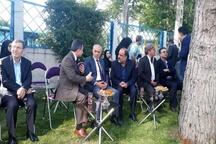 بازدید سفیر ارمنستان از چهار واحد تولیدی در شهرستان البرز