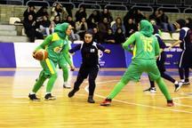 بسکتبالیست های دختران نوجوان گیلان درخشیدند