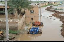 روستاهای شهرستان کارون در خطر جدی سیل قرار دارند