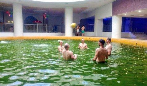 تیم ملی والیبال استرالیا در آبگرم سرعین/عکس