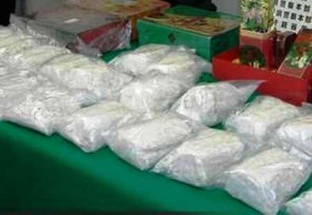 کشف 83 کیلوگرم پیش ساز مواد مخدر در سردشت