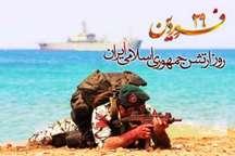 استاندار سمنان: ارتش مظهر اقتدار ملی و مایه آرامش ملت ایران است