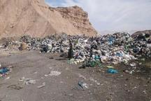 اقدام محیط زیست درمورد محل دفن زباله شهرداری جم قانونی است