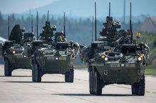 آمریکا خود را برای حمله به کره شمالی آماده می کند