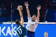 مصاف آمریکا با برزیل و لهستان با روسیه در نیمه نهایی لیگ ملت های والیبال +برنامه