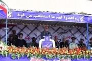 نیروهای مسلح آماده دفاع ازآرمان های انقلاب وملت ایران و دفع هرگونه تهدید هستند