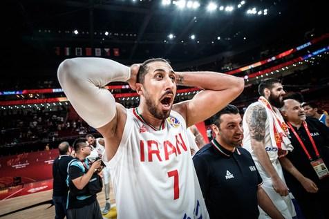 تبریک فدراسیون جهانی بسکتبال به تیم ملی ایران +عکس