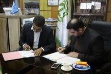 امضای تفاهم نامه کاشت درخت به جای زندان در هرمزگان
