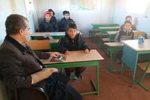 تعطیلی خودجوش دانش اموزان، در برخی مدارس مازندران