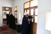بیت تاریخی بنیانگذار جمهوری اسلامی در خمین غبارروبی شد