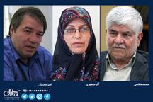 شایعه استعفای وزیران، چرا؟ / پاسخ محمد هاشمی، امیر محبیان، محمد مهاجری و  آذر منصوری