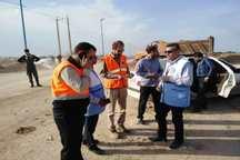 عملیات مهار سیل در کانال سلمان اهواز به نحو مطلوب در حال انجام است