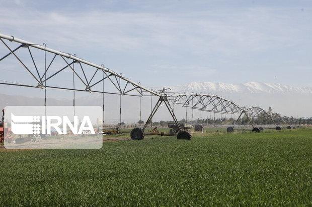 کمآبی و ناپایداری خاک عمدهترین چالش بخش کشاورزی کشور است