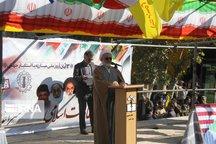 نفرت ملت ایراناز دولت آمریکا احساسی نیست