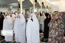مومنان شکرانه بندگی را در عید قربان به جا آوردند
