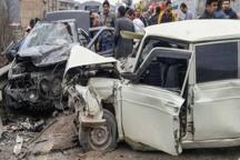 30 تصادف منجر به جرح طی یک روز در گیلان رخ داد