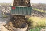15 حلقه چاه کشاورزی غیر مجاز در خمین مسدود شد