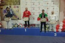 کسب مدال های رنگارنگ توسط ورزشکاران کاراته کای ایلامی در مسابقات بین المللی گرجستان