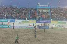 مسابقات فوتبال ساحلی باشگاه های جهان طی دو دوره دیگر در استان یزد