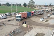 609 هزار مسافر از پایانه های مرزی جلفا و نوردوز تردد کردند