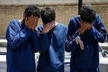دستگیری قاتلان چوپان ساوهای در استان مرکزی