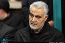 سردار سلیمانی: امام از دل ترس و وحشتها مهمترین فرصتها را ایجاد کرد