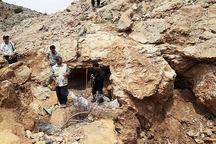 افزایش برداشت غیرمجاز از معدن آلبلاغ اسفراین