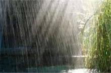پیش بینی بارش پراکنده در غرب و جنوب اصفهان