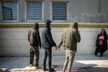 دستگیری اعضای باند سارقان خارجی در مشهد