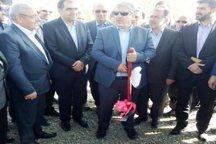 آغاز عملیات اجرایی بیمارستان 600 تختخوابی ارومیه با حضور وزیر بهداشت