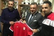 مدیران آکادمی تراکتور از باشگاه ترکیهای بازدید کردند