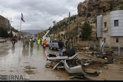 سیل شیراز و امدادهای بهزیستی در این رخداد