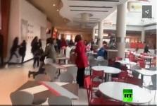 تیراندازی و رعب و وحشت در یک مرکز خرید در آمریکا