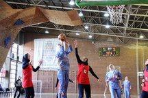 رقابت های گروه سه بسکتبال نونهالان دختر کشور در یزد آغاز شد