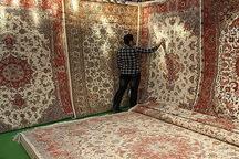 مددجویان آذربایجان غربی 444 تخته فرش بافتند