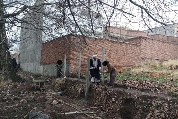 پنج هکتار اراضی موقوفه در مراغه رفع تصرف شد