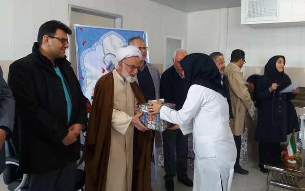 عملکرد حوزه سلامت در نظام اسلامی درخشان است