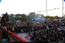 اجتماع بزرگ عزاداران حسینی « حماسه حسینی ، قیام خمینی » (2)