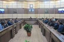 فرماندار: تعیین 67 شعبه اخذ رای در شهرستان مهریز