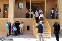 بازدید 27 هزار مسافر نوروزی از زادگاه حضرت امام در خمین