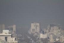 نهمین روز تداوم آلودگی هوا در مشهد