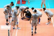 والیبال ایران برنامه شاخصی برای کسب سهمیه المپیک ندارد