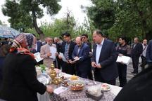 جشنواره 'خانواده سالم،صبحانه سالم' در قزوین برگزار شد
