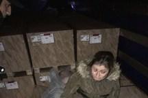 6 مورد قاچاق انسان در گمرک کشف شد