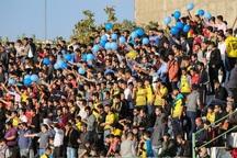 هواداران رکن اصلی پیروزی تیم 90 ارومیه مقابل قشقایی بودند