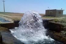 5800 متر کانال آب در آوج احداث شد
