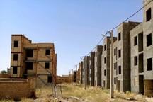 مسکن های مهر جیرفت تا پایان امسال تکمیل می شود