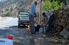 قطع آب و کام تلخ دیشموکیها در محرومترین منطقه کهگیلویه و بویراحمد+ تصاویر