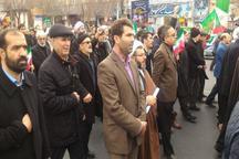 رئیس سازمان جهاددانشگاهی آذربایجان شرقی: مردم ایران بار دیگر دشمنان را مایوس کردند
